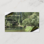 Mother Nature Business Card