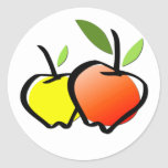 Organic Produce Sticker